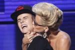 Jenny McCarthy & Justin Bieber