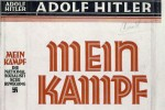 Mein Kampf dust jacket, from the Digital Library of the New York Public Library.