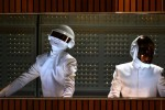 Daft Punk at the 2014 Grammys.