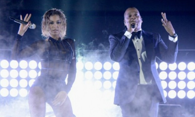 Beyonce and Jay-Z's sexy song and dance at the Grammys drew some of the fiercest criticisms.