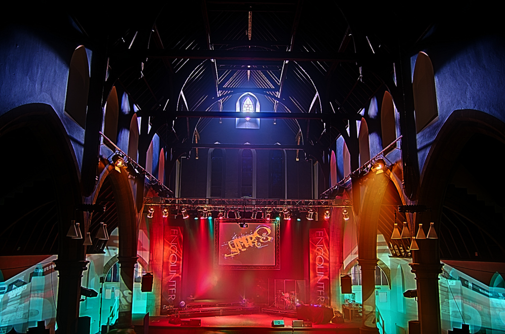 Church Entertainment