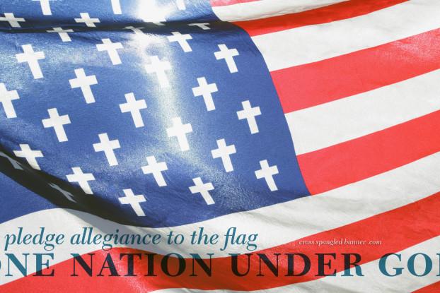 Cross Spangled Banner