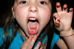 Lost First Tooth by Dave Parker CCBY2