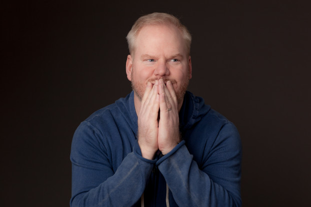 Jim_Gaffigan_making_a_goofy_excited_face,_Jan_2014,_NYC-1
