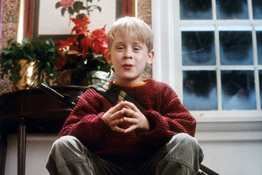 Stations of home alone where the wilderness meets Classic christmas films black and white