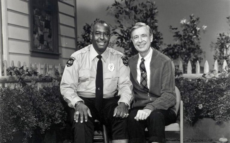 Mr. Rogers & Francois Clemmons