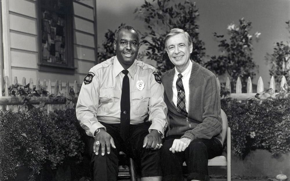 Won T You Be My Neighbor Reconciliation And Foot Washing In Mister Rogers Neighborhood Christ And Pop Culture
