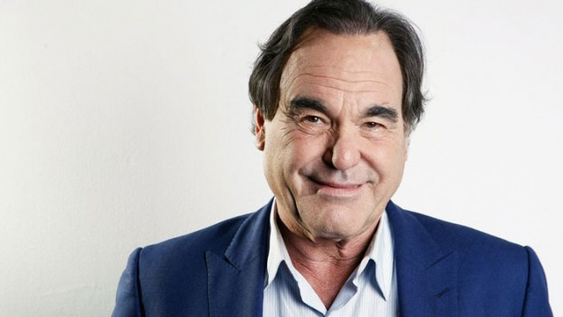 an interview with Oliver Stone