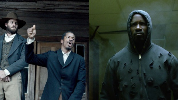 Birth of a Nation Nate Parker Luke Cage