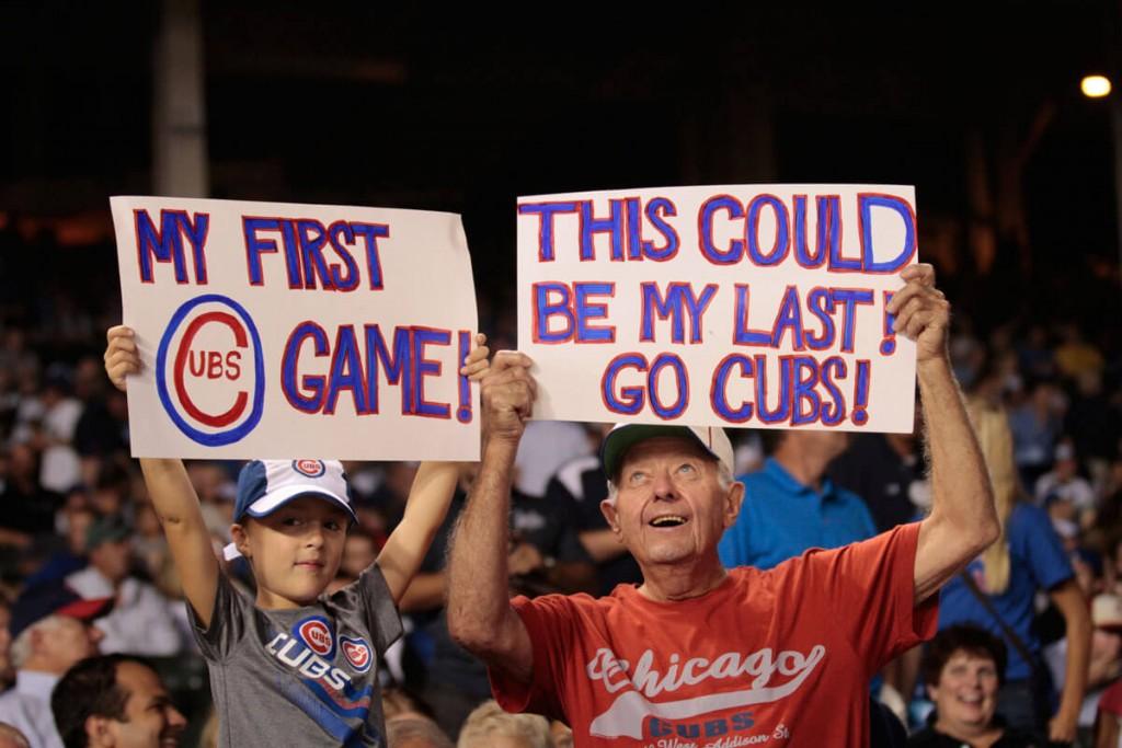 Chicago Cub Fans