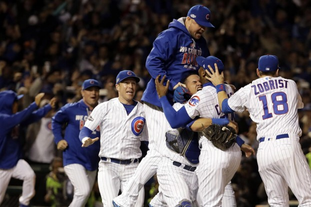 Chicago Cubs Win Pennant