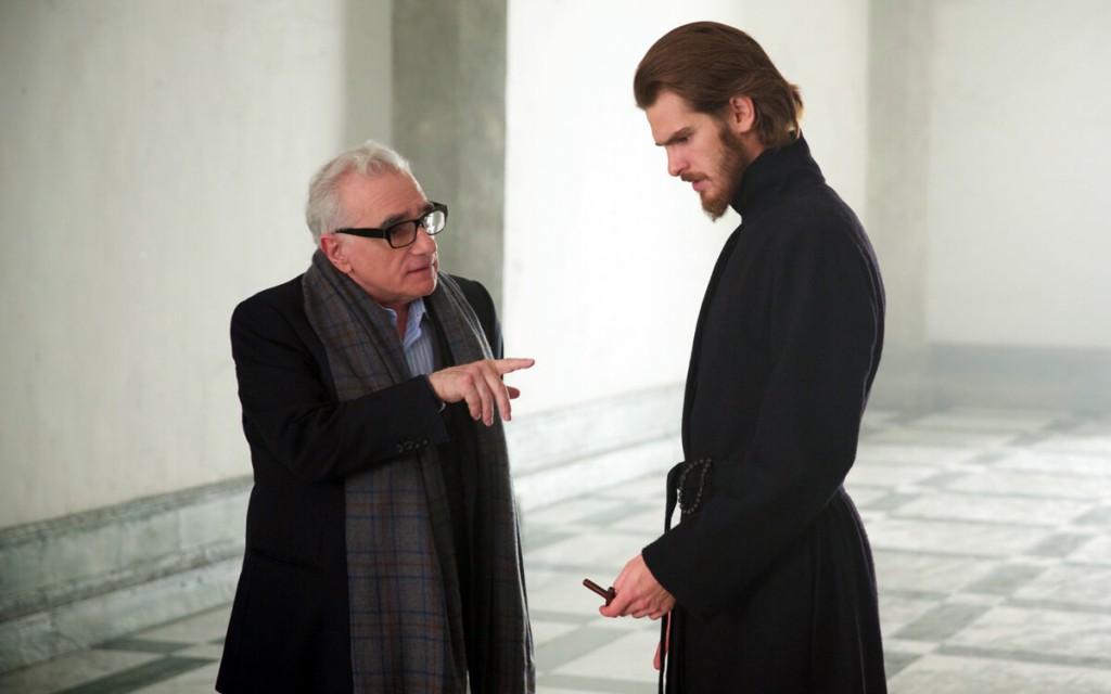 Martin Scorsese, Andrew Garfield, Silence