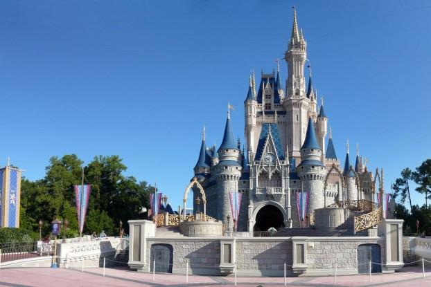 Cinderella Castle, Disney World