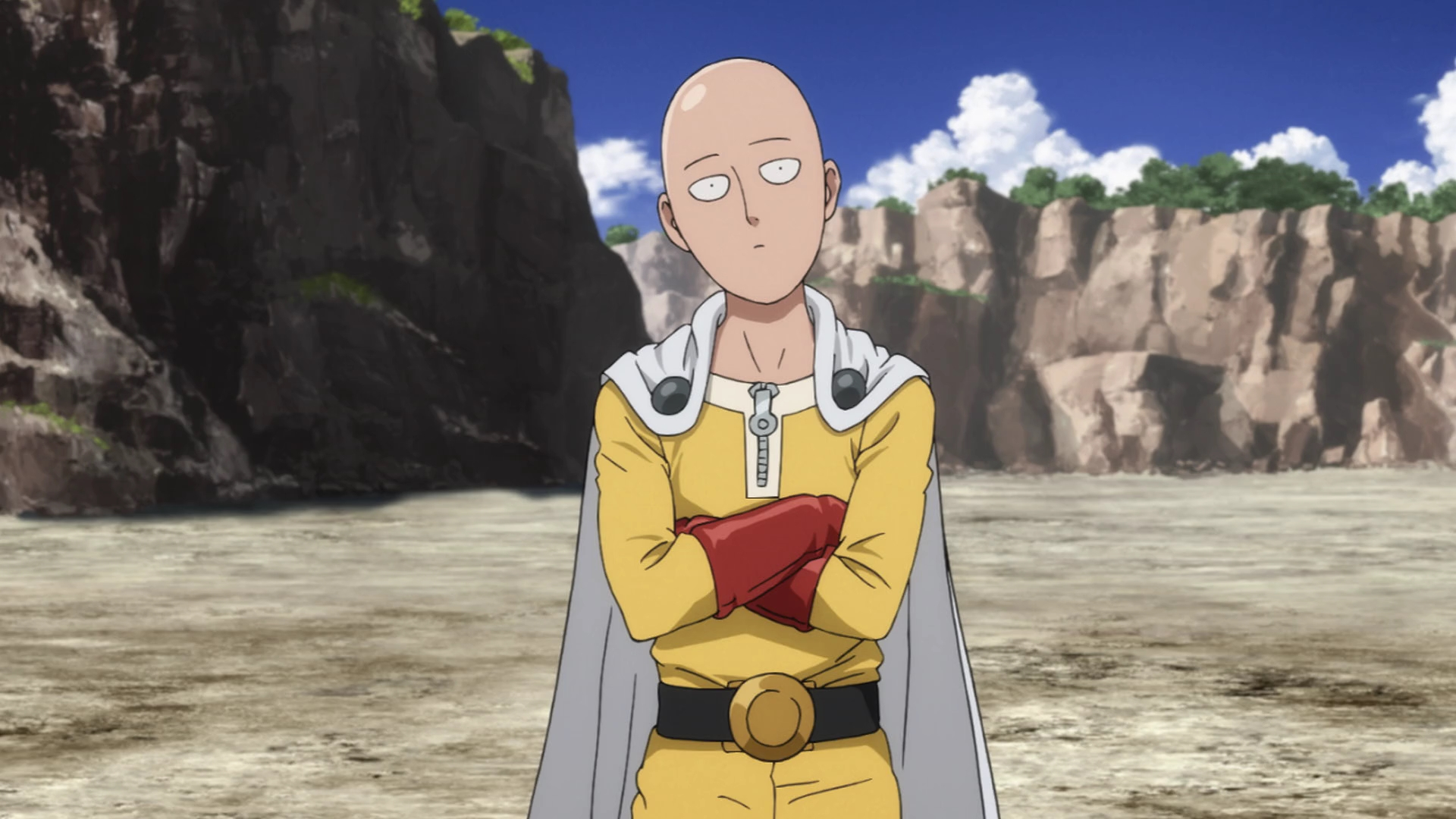 The Upsidedown Heroism of 'One Punch Man' - Christ and Pop ...
