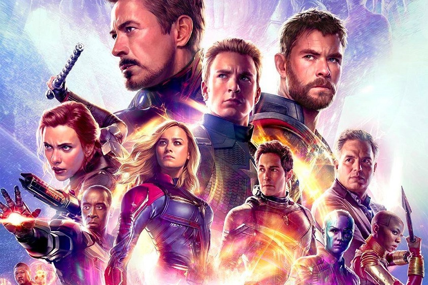 Avengers: Endgame Helps Us Behold an Epically Joyous Fantasy Apocalypse